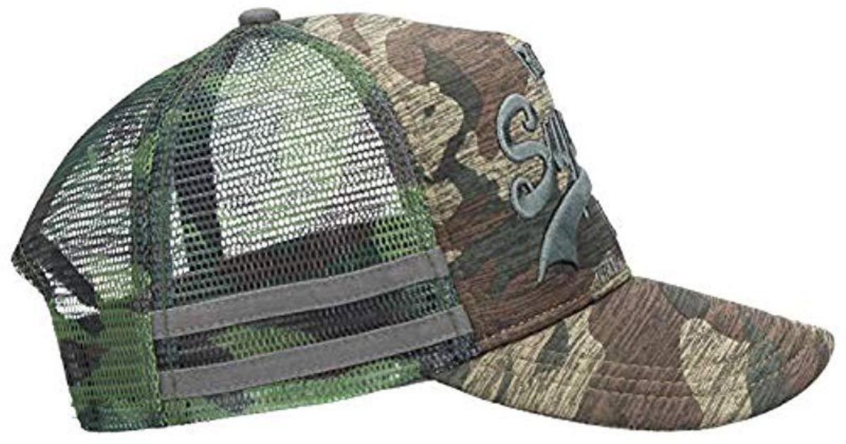 9c14f6b7 Superdry Baseball Cap in Green for Men - Lyst