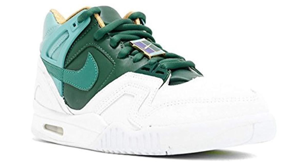 tolerancia Reanimar disfraz  Nike Air Tech Challenge 2 Sp 'wimbledon' in Green for Men - Lyst