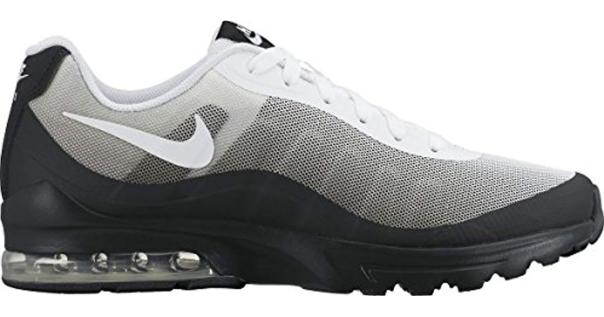 Superficial consultor cruzar  Air MAX Invigor Print, Zapatillas de Running para Hombre Blanco  (Black/white-cool Grey 010), 45 1/3 EU Nike de hombre de color Gris - Lyst