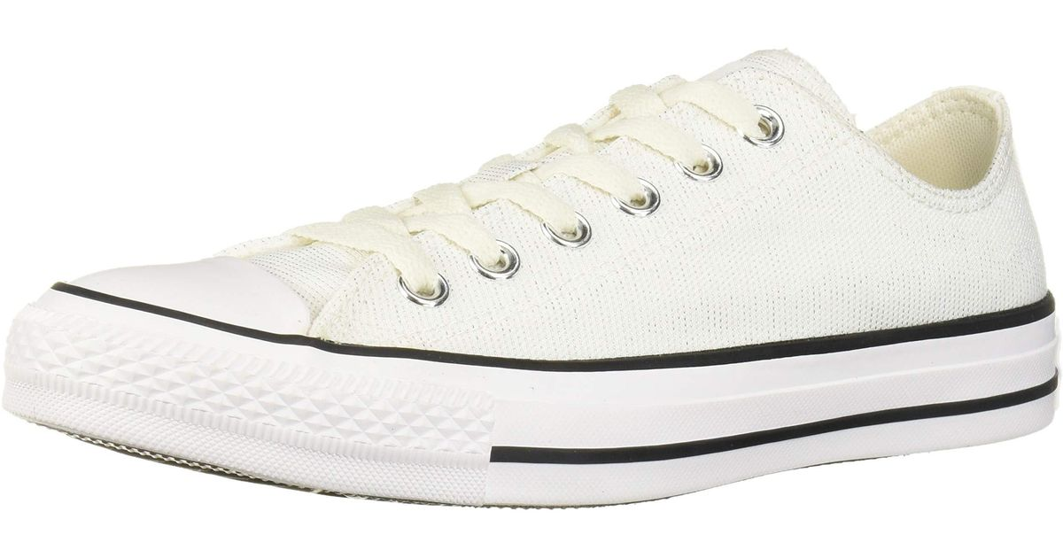 Ctas Ox Vintage Black/white Sneaker