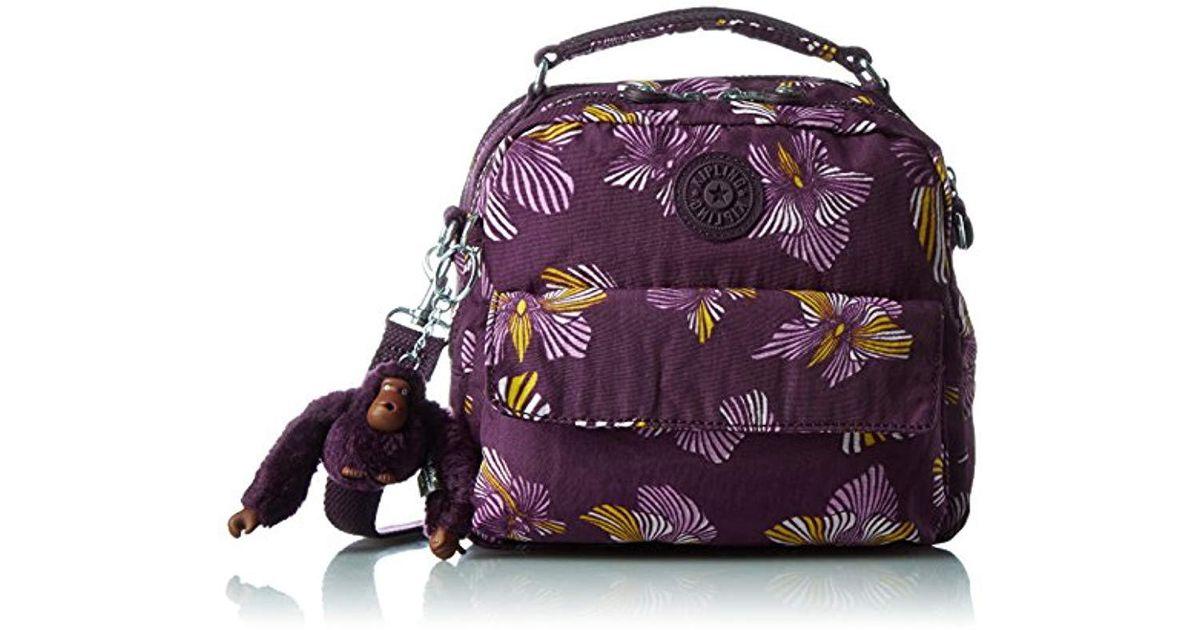 best deals on choose official big clearance sale Kipling Purple 's Candy Backpack Handbag