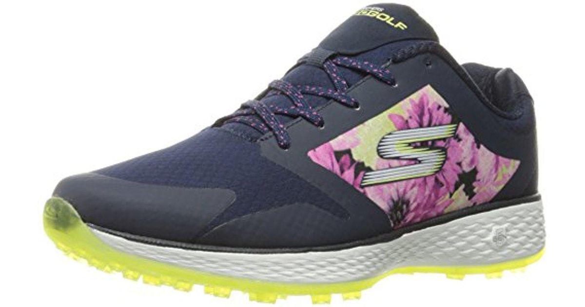db8e7471560a Lyst - Skechers Performance Go Golf Birdie Tropic Golf Shoe
