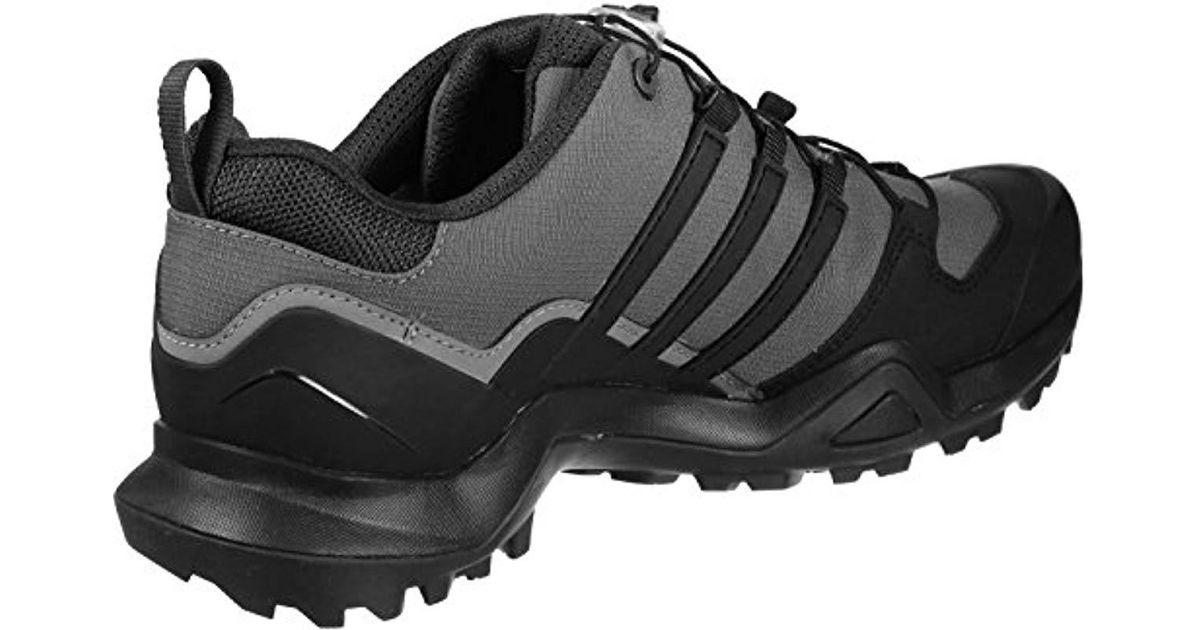 8de8bc8da34c0 Adidas Terrex Swift R2 Gore-tex Walking Shoes - Ss19 Black for men