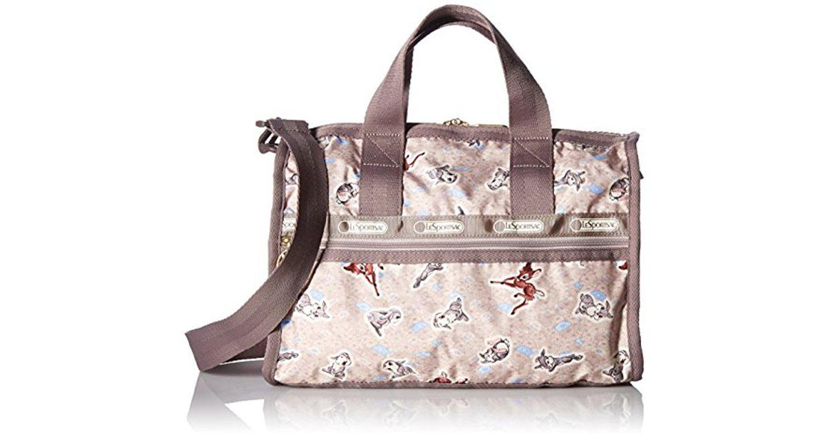 Lesportsac Multicolor Classic Small Weekender