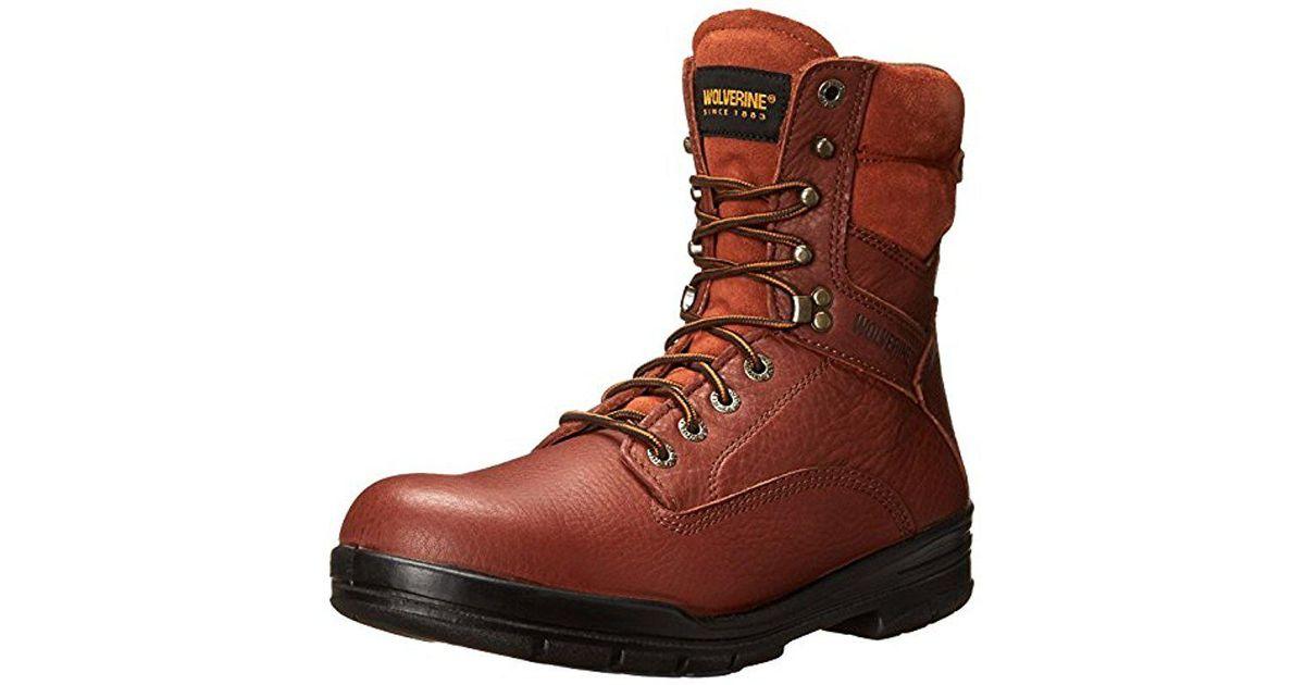 64ccf169baa Wolverine Brown W03126 Durashock Sr Boot for men