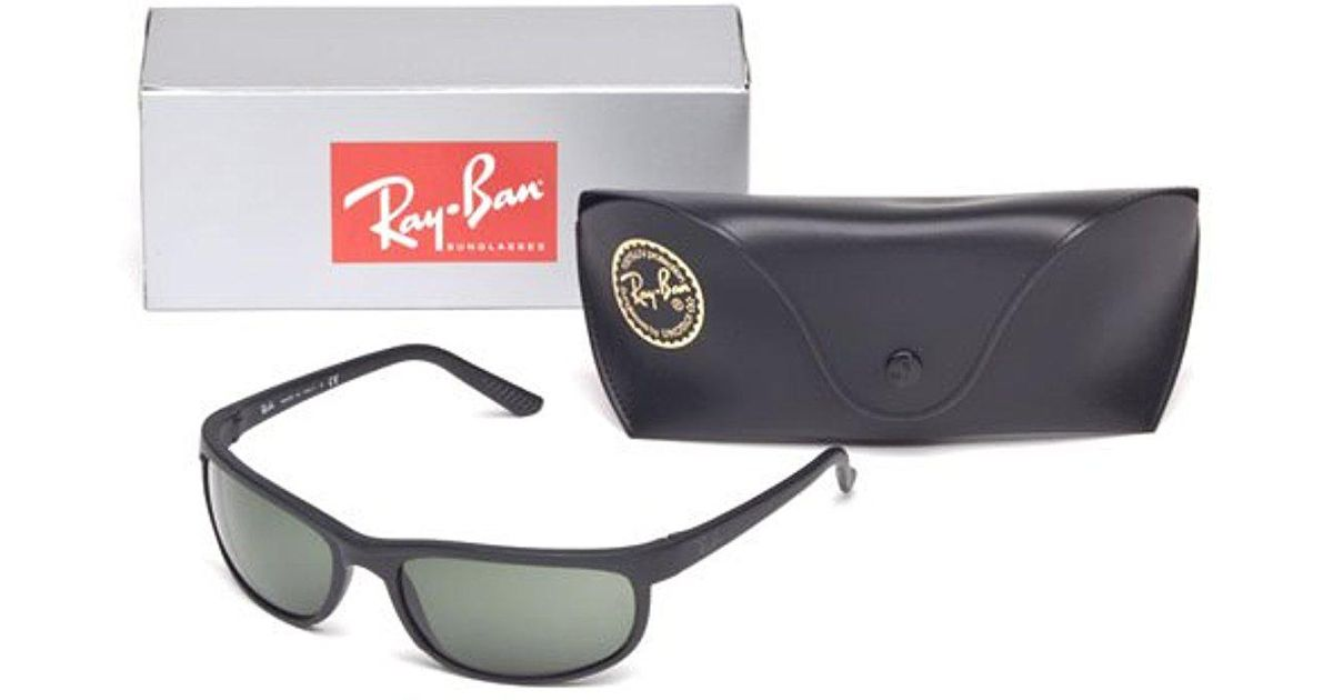 1418483918 Lyst - Ray-Ban S Predator 2 Sunglasses (rb2027) Plastic