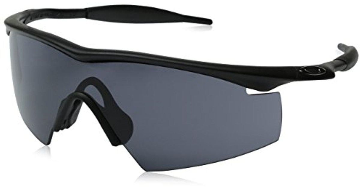 Lyst - Oakley Oo9060 Ballistic M Frame Sunglasses 34mm in Black for Men