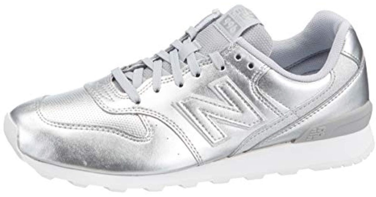 New Balance Metallic Damen Sneakers 996