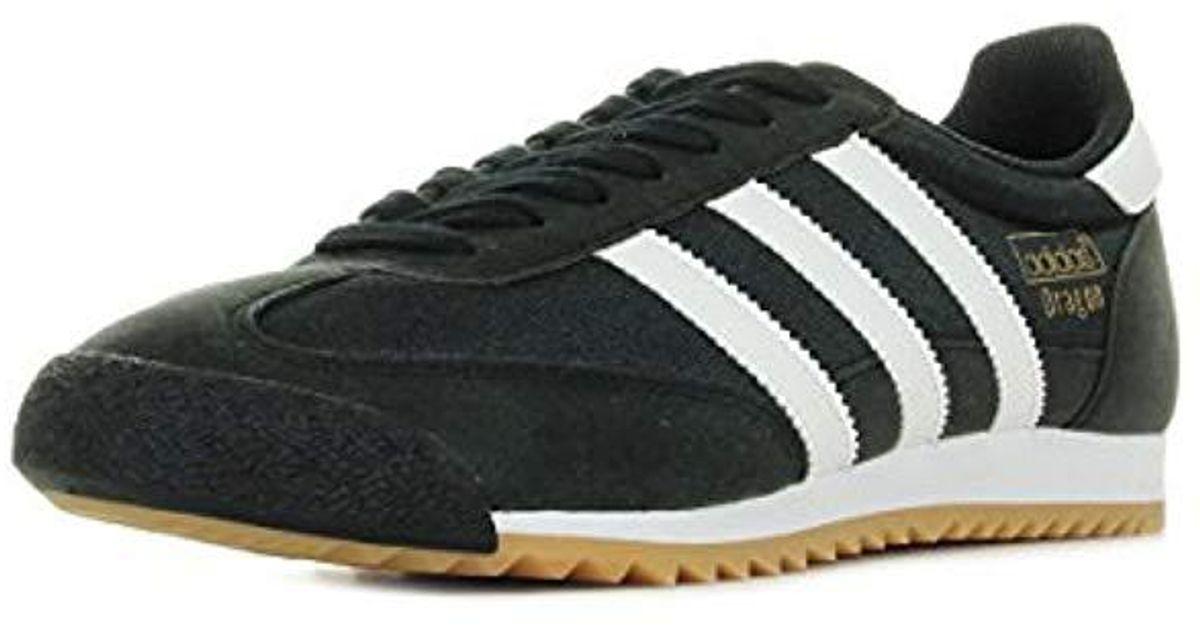Dragon Og Sneakers Basses, Homme adidas pour homme en coloris Noir ...