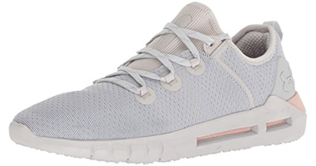 online store ef002 6d86d Under Armour Gray Hovr Slk Running Shoes for men
