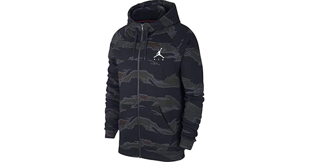 Air Jordan Jumpman Full Zip Hoodie # 939998 091 Heather Grey Men SZ M 2XL