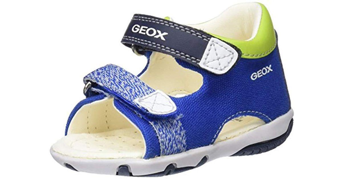 Geox B Sandal Agasim Boy F Botines de Senderismo para Beb/és
