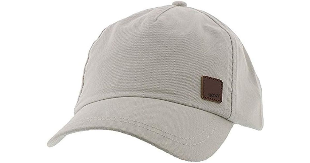 Lyst - Roxy Extra Innings Baseball Cap for Men 60f3033f2091