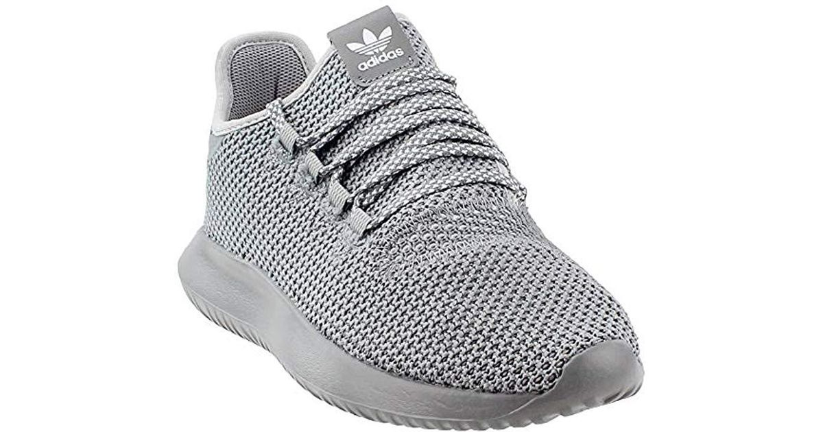 info for 9de1a 19f9c Adidas Originals - Gray Tubular Shadow Ck Fashion Sneakers for Men - Lyst