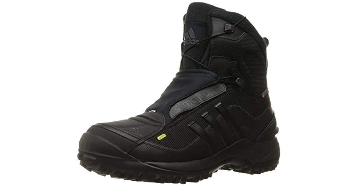 55b553a6e9e05 adidas terrex swift conrax cp Lyst - adidas Originals Terrex Conrax Ch Cp  Hiking Boot in Black for Men
