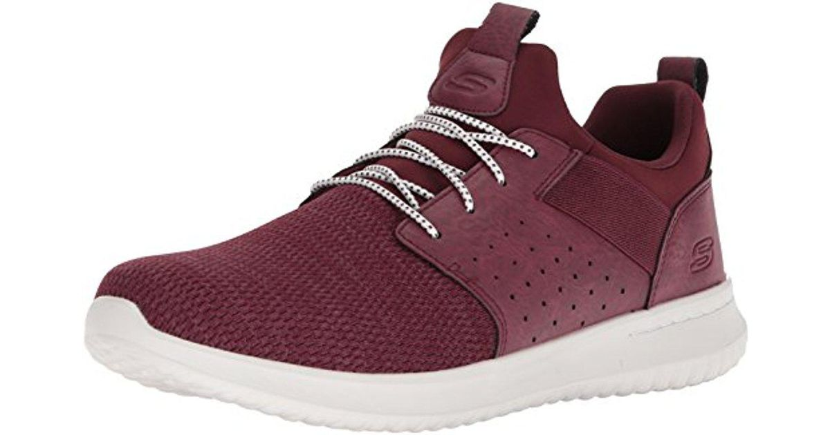 Skechers Lace Classic Fit-delson-camden