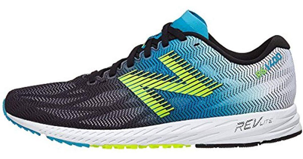 billigsten Verkauf Website für Rabatt guter Service New Balance - Blue 1400v6 Running Shoe for Men - Lyst