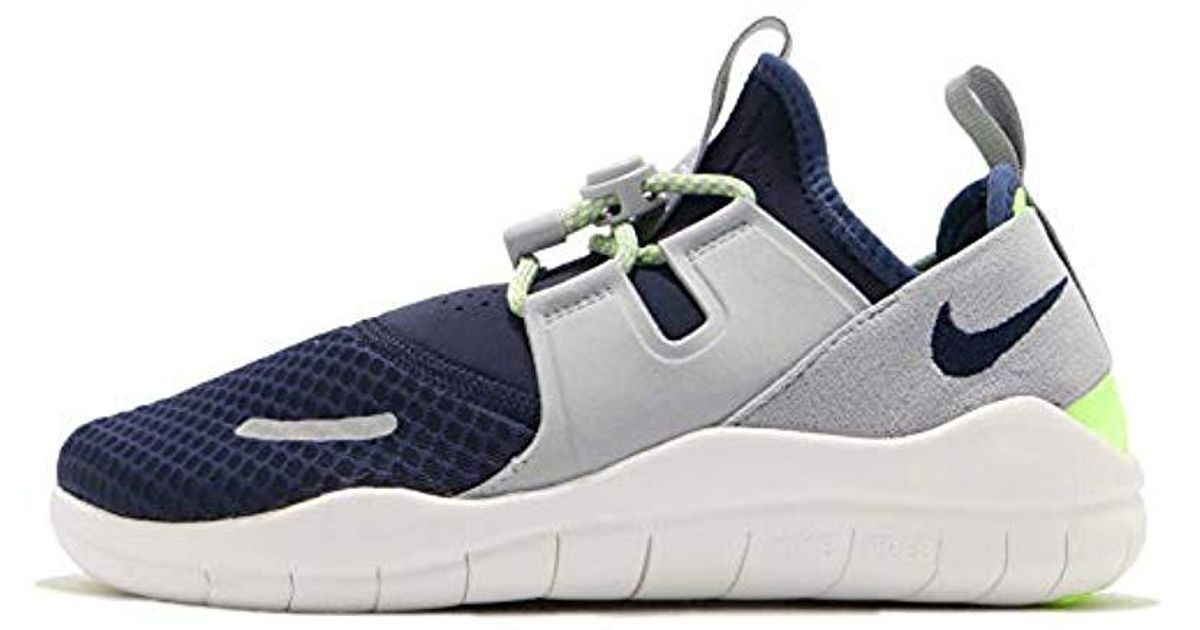 more photos 469bc 02be0 Nike Blue Boy's Free Rn Commuter 2018 Running Shoe for men