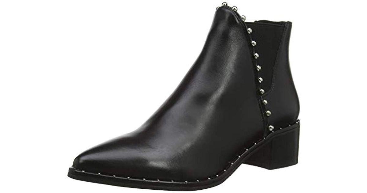 ca910bf8eee Steve Madden Black Floruss Women's Low Ankle Boots In Multicolour