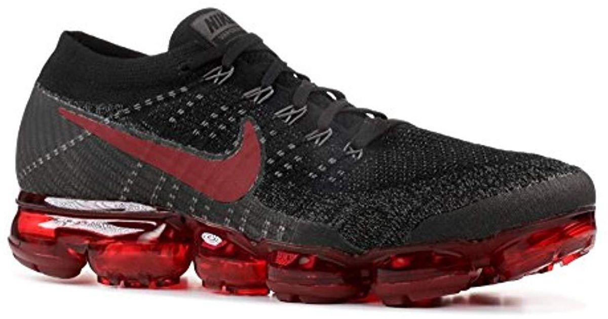 sports shoes a558e 7705a Nike Air Vapormax Flyknit 'bred' for men