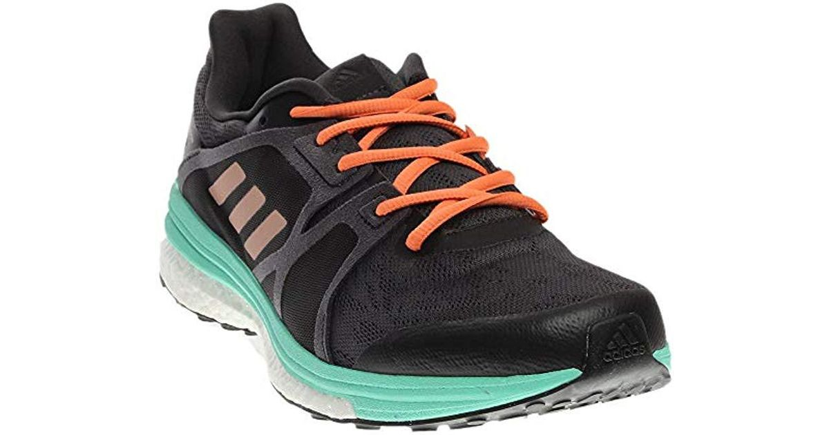 ac1686270f300 Lyst - adidas Running S Supernova Sequence 9 in Black - Save 7%