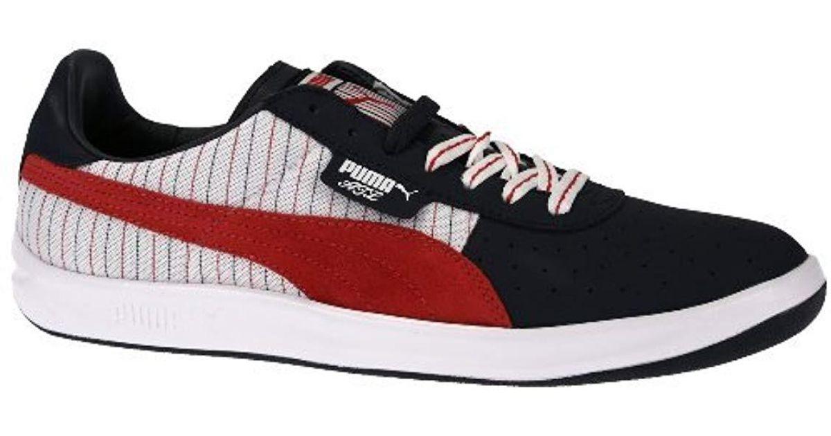Californie classique en daim et toile Top Fashion Sneaker PUMA ...
