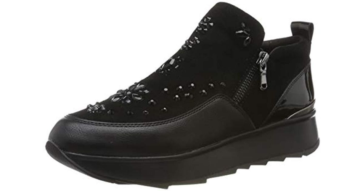 Geox Women/'s D Gendry a Slip On Trainers