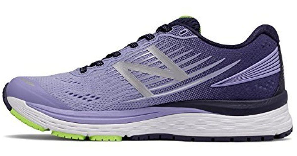 47a791d9e1614 New Balance Purple W880by8 Running Shoes