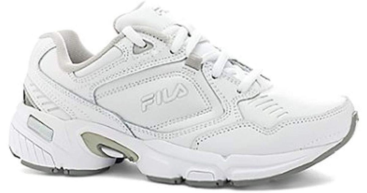 Fila Womens Memory Comfort Trainer Slip