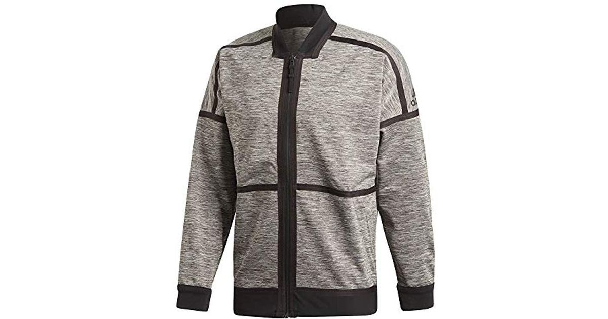 Black Jkt M Zne Jacket Adidas Sports Lyst Rever For Men 8mNnw0v