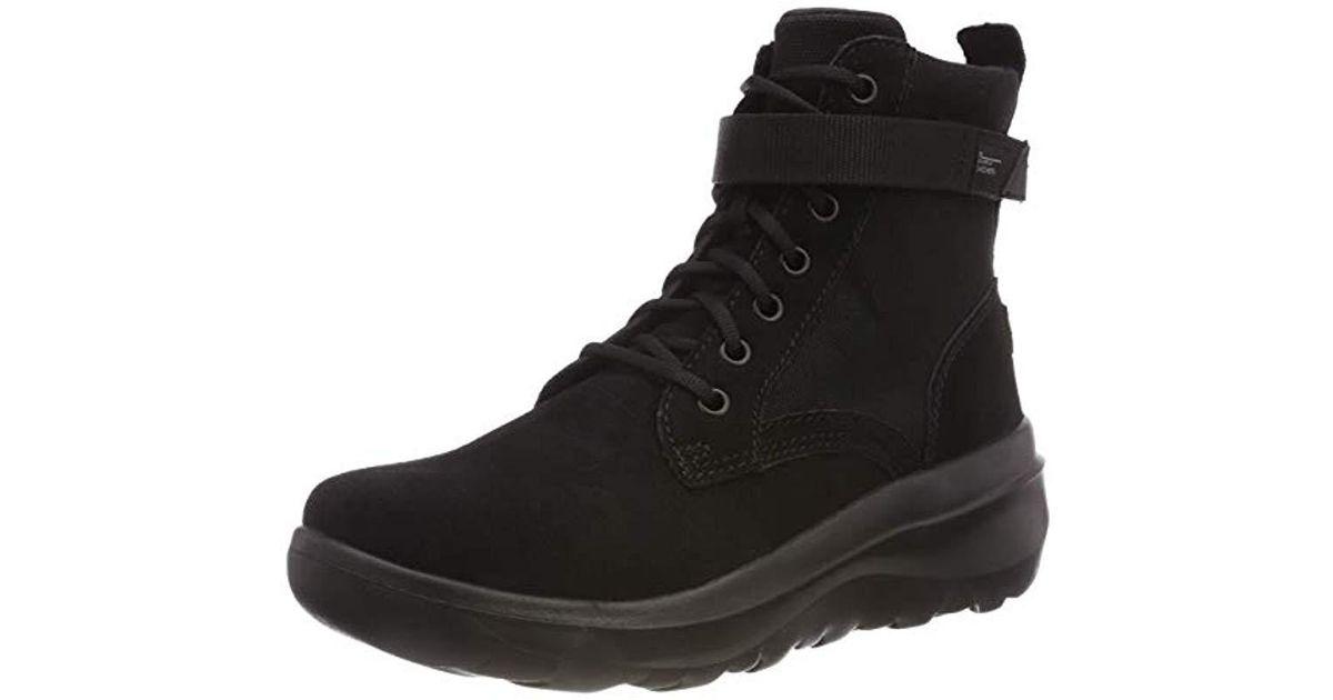 Skechers Black Damen Skyhigh Ultra Kurzschaft Stiefel