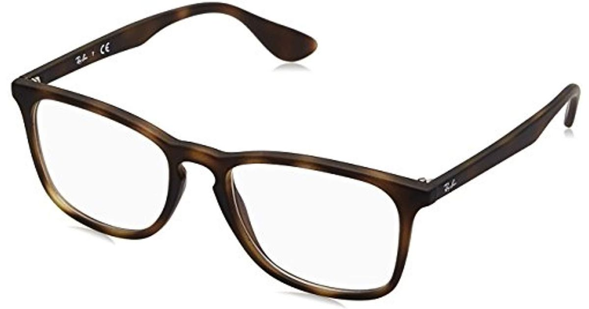 ed74031a3b7 Ray-Ban Unisex-adult s 7074 Optical Frames