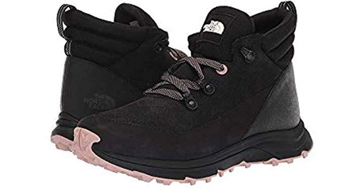 Leather Raedonda Boot Sneaker