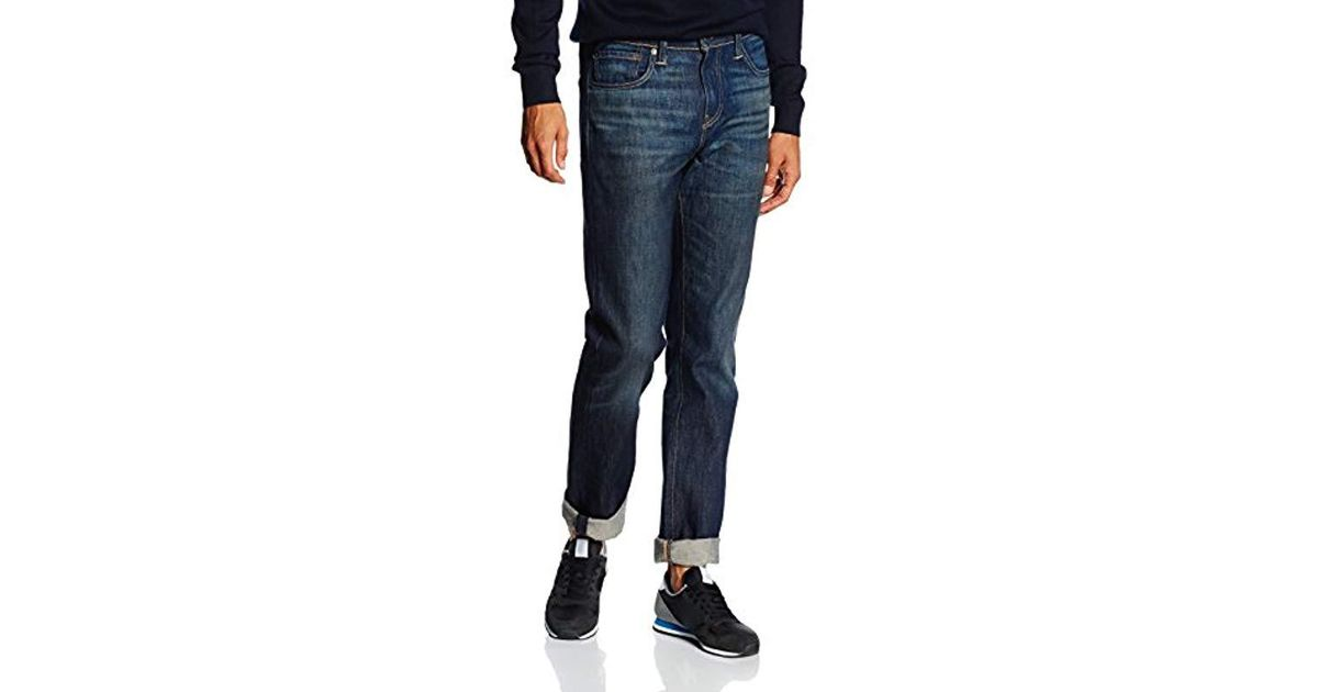 c902bbf7d72 Levi's 511 Slim Fit Jeans Amazon Exclusive in Blue for Men - Lyst