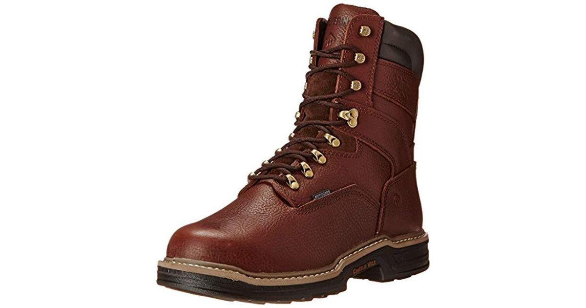 1347ba475e9 Wolverine Brown Darco 8