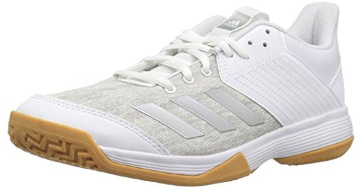 Lyst adidas ligra 6 pallavolo scarpa per gli uomini.