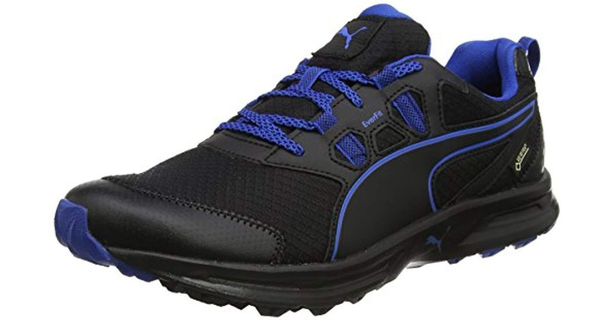 meilleur pas cher 2a6c1 02913 PUMA Black Essential Trail Gtx Multisport Outdoor Shoes for men