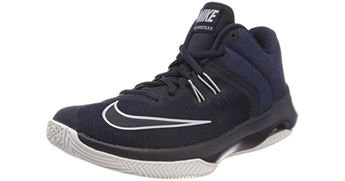 the best attitude 81d93 454fb Nike Air Versitile Ii Basketball Shoe in Gray for Men - Save 45% - Lyst