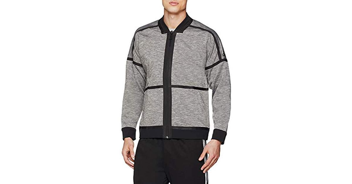 Jacket Sports Zne Jkt Adidas For M Black Rever Men Y6gyvbf7