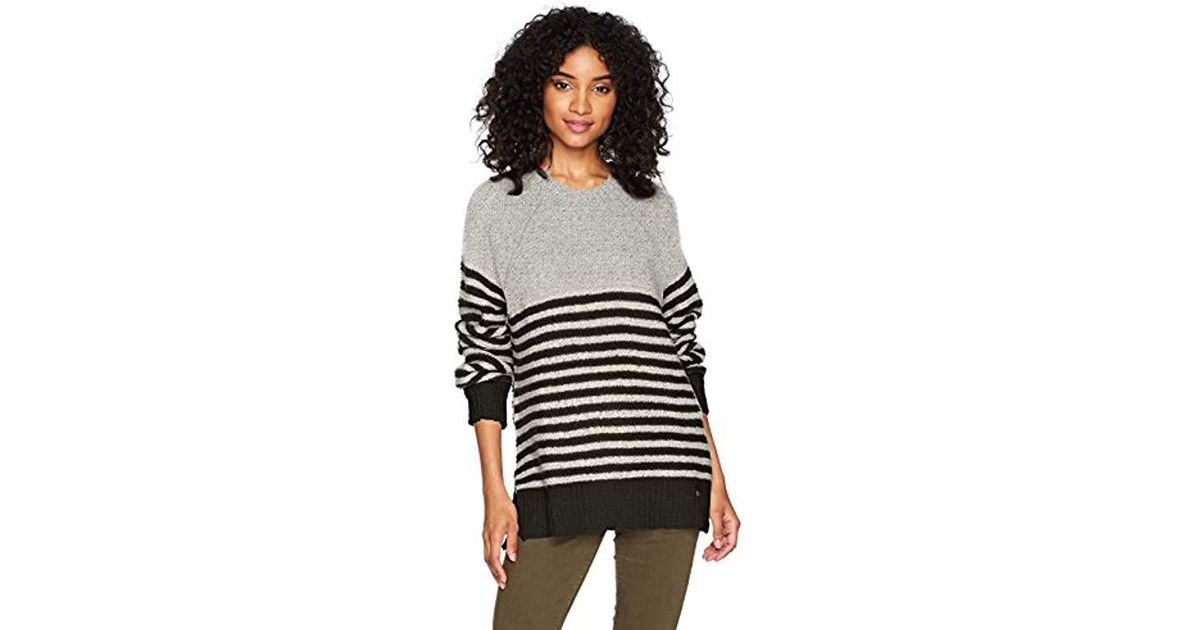 f643899af286 Lyst - Volcom Cold Daze Crew Neck Sweater - Save 29.090909090909093%