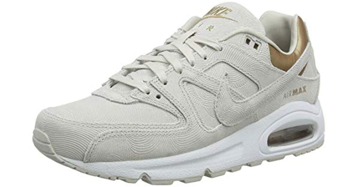 Nike Natural Wmns Air Max Command Prm, Sneakers
