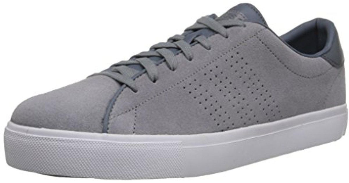 Adidas Gray Neo Daily Line Lifestyle Skateboarding Shoe for men