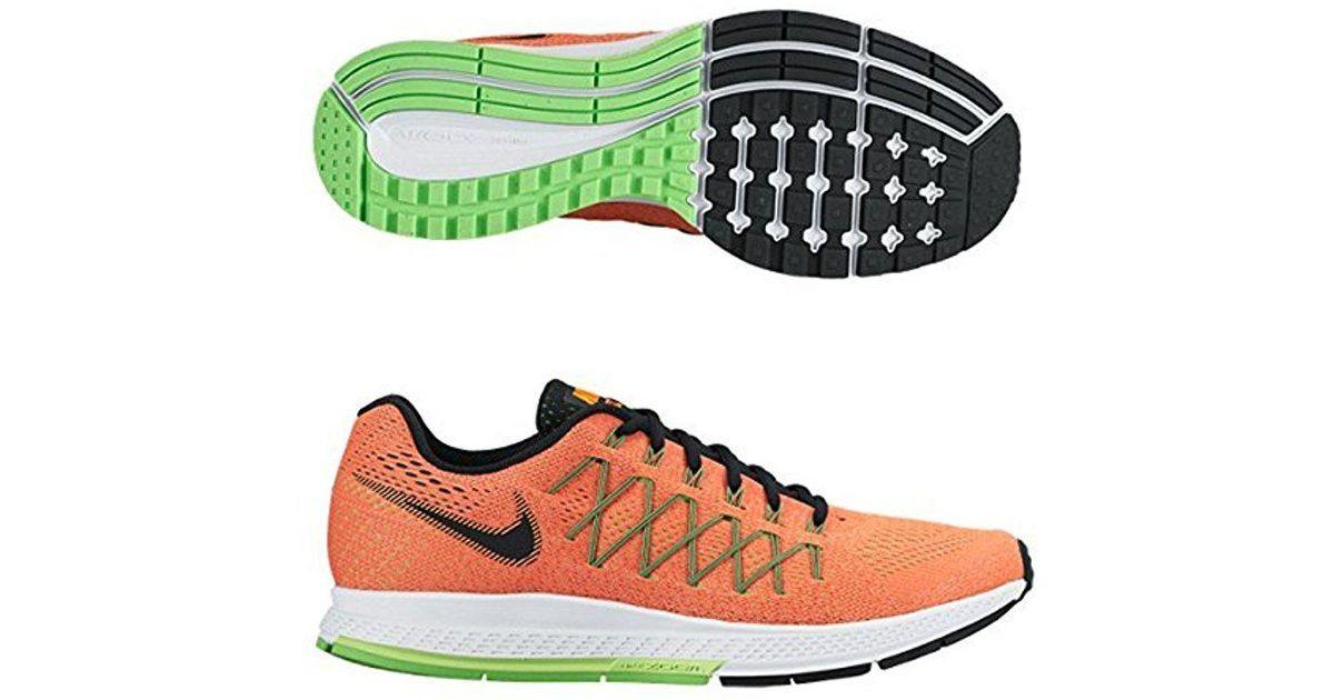 80dcd1eb83a Lyst - Nike Air Zoom Pegasus 32 Running Shoe in Orange