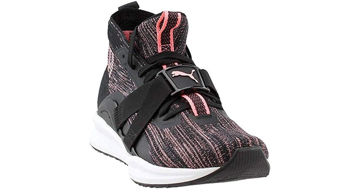 new arrival 9f888 707b3 PUMA Black Ignite Evoknit 2 Wn Sneaker
