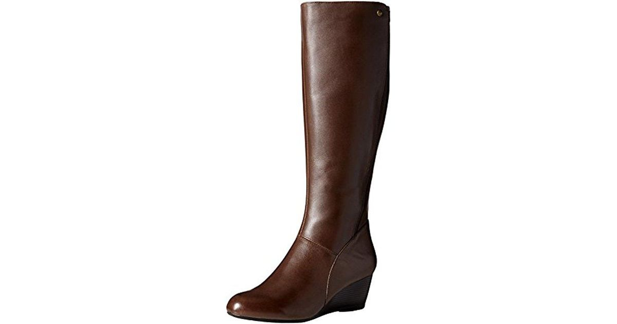 156518f2a5f Lyst - Hush Puppies Pynical Rhea Boot in Brown