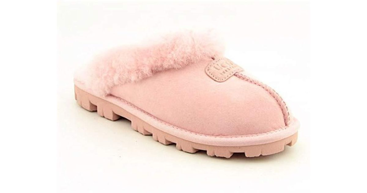 279be1cb589 Ugg Pink Coquette Slipper