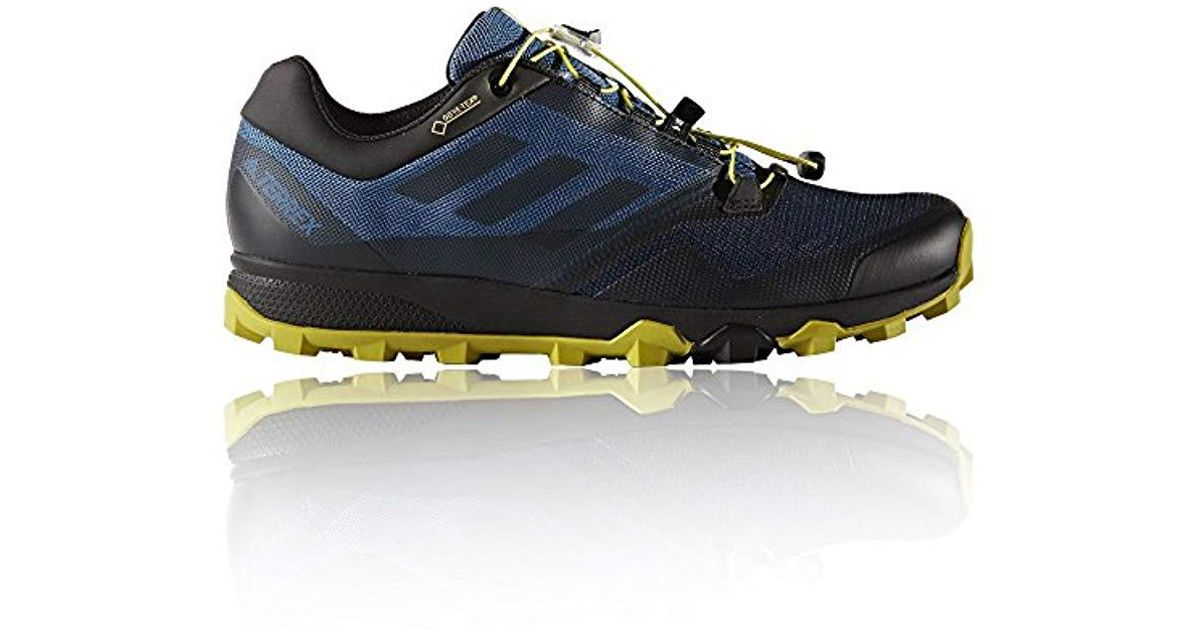 1fbc453e7497e Adidas Blue Terrex Trailmaker Gtx Trail Running Shoes for men