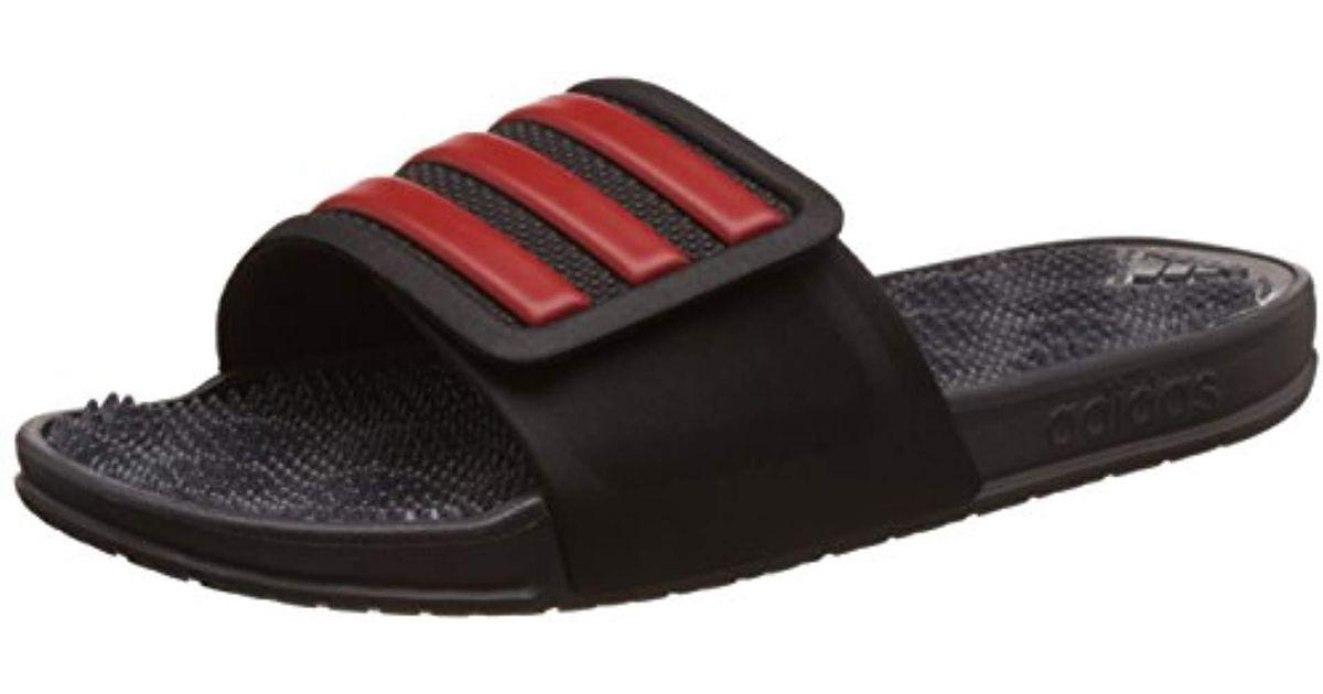 fb91cdc879921c adidas Adissage 2.0 Stripes Chanclas For for Men - Lyst
