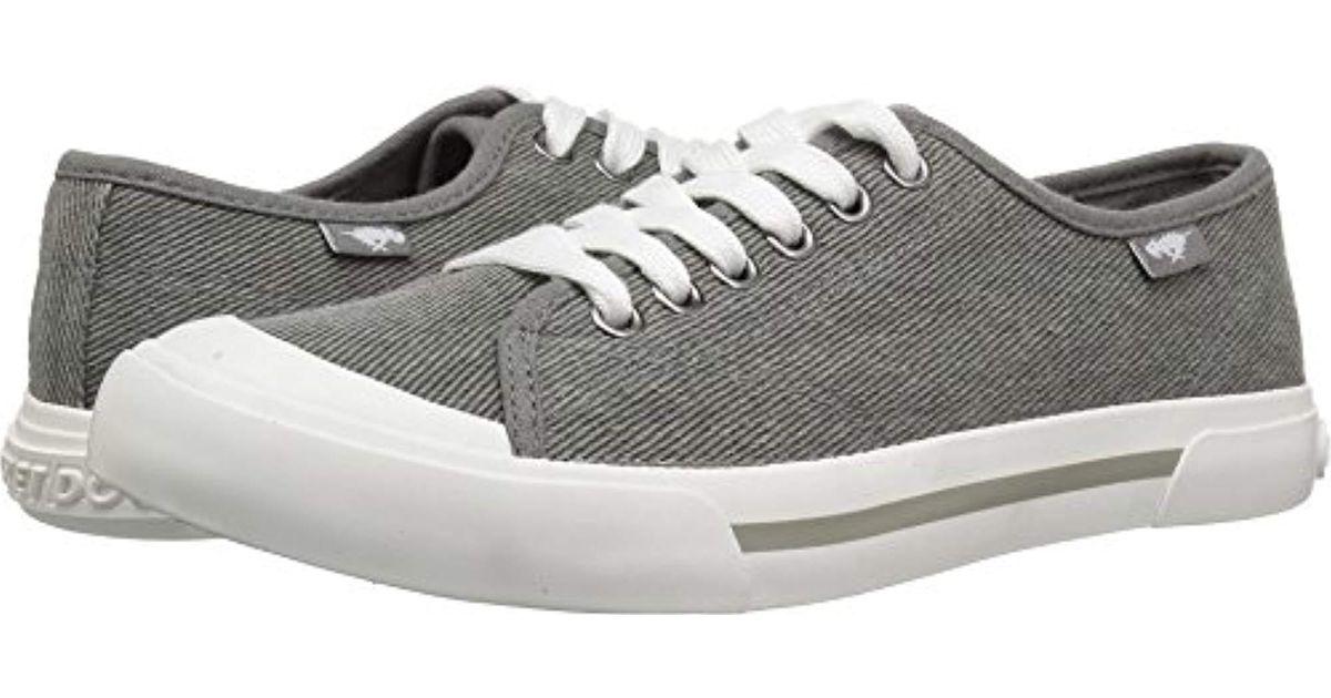 547192705ca866 Lyst - Rocket Dog Jumpin Weekend Canvas Fashion Sneaker in Gray
