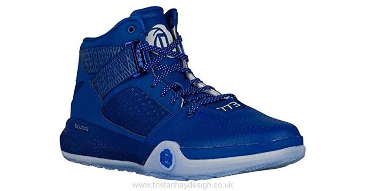 9f44f6e82d0d Lyst - adidas Performance D Rose 773 Iv Basketball Shoe in Blue for Men